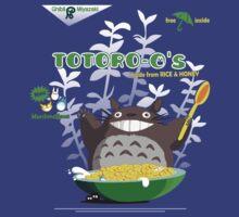 totoro o's by Alex Magnus