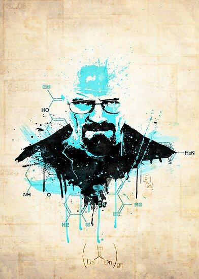 "[Im] [Da] [Dn] [Gr] ... ""I am the Danger"" by Emiliano Morciano"