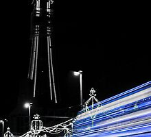 Blackpool Blues by DavidWHughes