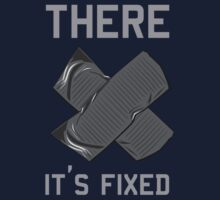 There, it's fixed.  by artack