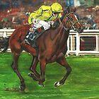 Rizeena's Ascot Win by Jane Smith