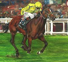 Rizeena's Ascot Win by Jane Smith
