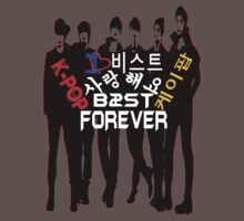 ??I Love B2ST Forever Splendiferous K-Pop Clothes & Stickers?? by Fantabulous