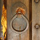 Church Door, Fulking, West Sussex, England by exvista