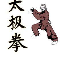 Taijiquan Guy by RamsesXll
