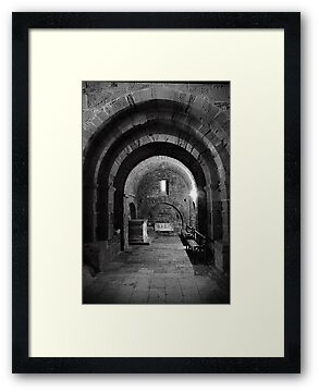 Roman Arches by Paul Pasco