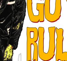 Dead Guys Rule - Walking Dead ! Sticker