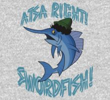 Atsa Right! Swordfish!  by DanDav