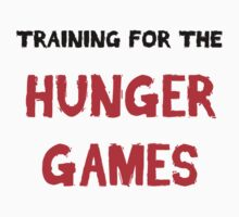 Train for - Hunger Games by keirrajs