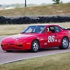 S. Orr, Porsche 944 #86 by Paul Danger Kile