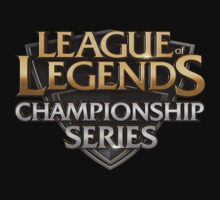 LoL Championship Series by nowtfancy