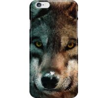 Animal Art - Wolf iPhone Case/Skin