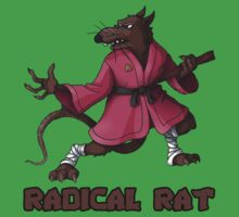He's a radical rat! by trippinmovies