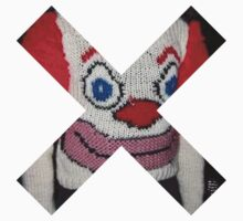 Ugly Clown Sweater X by Azpackersfan13