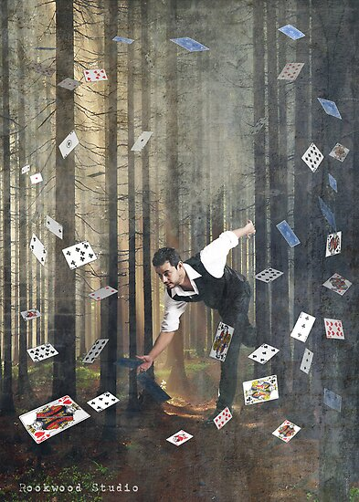 The Magician by Rookwood Studio ©