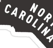 North Carolina - My home state Sticker