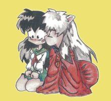 Inuyasha and Kagome  Kids Clothes