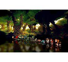 Donkey Kong Country pixel art Photographic Print