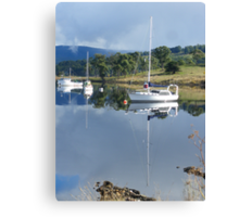 Reflections - Huon Valley, Tasmania Canvas Print