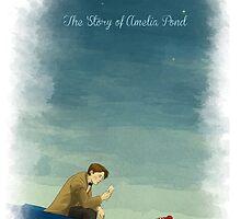 Farewell Amelia Pond by Acidbetta