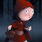 Little Red Riding Hood by jordygraph