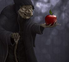 Poisoned apple by jordygraph