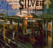 Silver city by Jean-François Dupuis