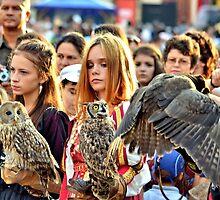 Owl Tamers by ivDAnu
