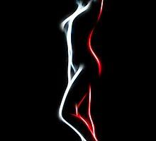 Nude Lines by Mikhail Palinchak