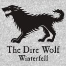 The Dire Wolf by ORabbit