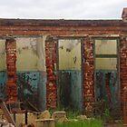 Disused Bath House by lezvee