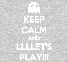 Keep Calm And Lets Play Kids Clothes