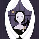 Mary Shelley by murphypop
