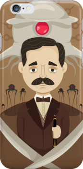 H. G. Wells by murphypop