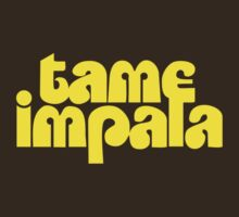 Tame Impala Music Band by Flyinglap
