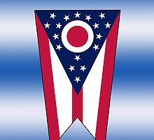 Smartphone Case - State Flag of Ohio XIII by Mark Podger