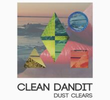 Clean Bandit - Compilation Cover Art Tee by OddGog