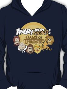 Angry Heads: Game of Thrones T-Shirt