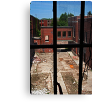 Foxboro State Hospital XXII Canvas Print