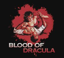 Blood of Dracula (B Movie) by BungleThreads
