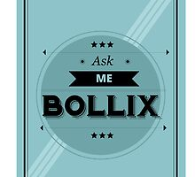 Ask Me Bollix by Alan Walsh