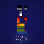 X & Y COLDPLAY by bradfantin