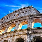 Roman Glory - The Colosseum by Mark Tisdale