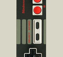 NES Controller by PRYMYD Designs