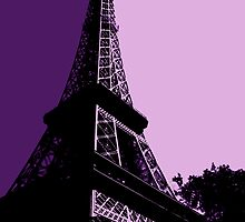 Eiffel Tower by Nathan Jekich