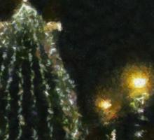 Sparkling In The Night Sticker