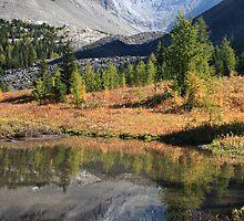 Rockies reflected by zumi