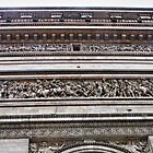 Arche de Triomphe Detail by TelestaiPix