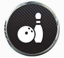 Bowling Icon by SignShop