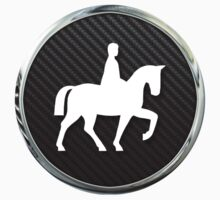 Horse Riding Icon by SignShop